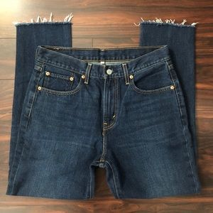 Levi's wedgie fit jeans 30